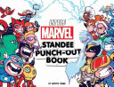 Little Marvel Standee Punch Out Book