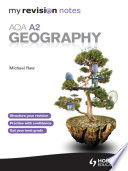 My Revision Notes  AQA A2 Geography