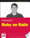 Professional Ruby on Rails