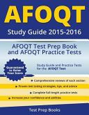 Afoqt Study Guide 2015 2016