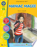 Maniac Magee   Literature Kit Gr  5 6