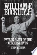 William F  Buckley  Jr