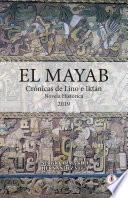 El Mayab Cr Nicas De Lino E Ikt N Spanish Edition