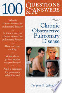 100 Questions Answers About Chronic Obstructive Pulmonary Disease Copd