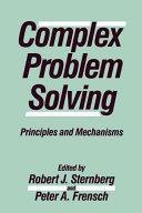 Complex Problem Solving