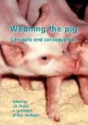 Weaning the Pig