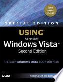Special Edition Using Microsoft Windows Vista