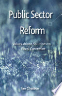 Public Sector Reformation