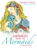 Messages from the Mermaids Coloring Book