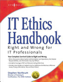 download ebook it ethics handbook: pdf epub