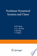 Nonlinear Dynamical Systems and Chaos