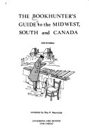 Book The Bookhunter's Guide to the Midwest, South and Canada