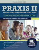 Praxis II Special Education  0354 5354  Study Guide