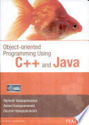 Object Oriented Programming Using C   and Java