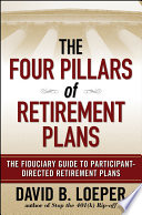 The Four Pillars of Retirement Plans