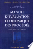 Manuel d   valuation   conomique des proc  d  s