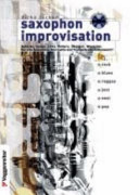 Saxophon Improvisation. Inkl. CD