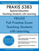Praxis 5383 Special Education