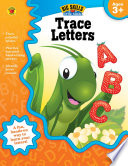 Trace Letters  Ages 3   5