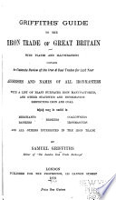 Griffiths  Guide to the Iron Trade of Great Britain