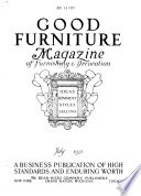 Good Furniture & Decoration