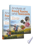 Analysis of Food Toxins and Toxicants  2 Volume Set