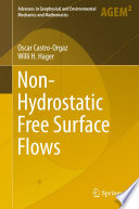 Non-Hydrostatic Free Surface Flows