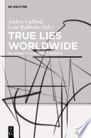 True Lies Worldwide book