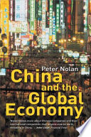 China And The Global Economy book