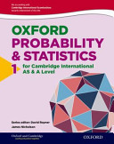 Oxford Probability and Statistics 1