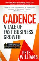 Cadence Book Cover