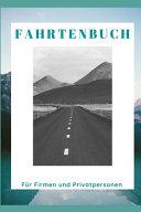 Fahrtenbuch F R Firmen Und Privatpersonen