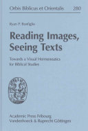 Reading Images, Seeing Texts
