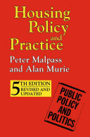 Housing Policy and Practice