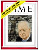 TIME Magazine Biography--Winston Churchill