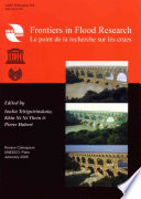 Frontiers in Flood Research
