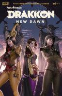 Power Rangers Drakkon New Dawn 2