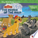 The Lion Guard Read Along Storybook  The Power of the Roar