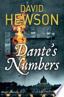 Dante's Numbers Series David Hewson S Detective Novels Of