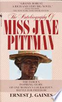 The Autobiography of Miss Jane Pittman Book PDF
