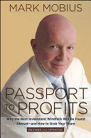 download ebook passport to profits pdf epub