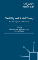 Disability and Social Theory