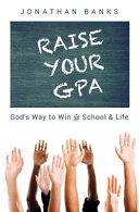 Raise Your Gpa