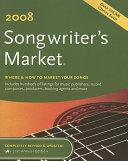 2008 Songwriter s Market