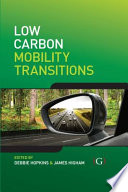 Low Carbon Mobility Transitions book