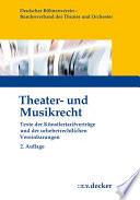 Theater  und Musikrecht