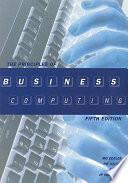 The Principles of Business Computing