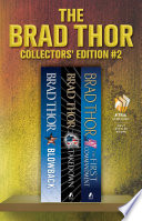 Brad Thor Collectors' Edition #2 Blowback, Takedown, The First Commandment