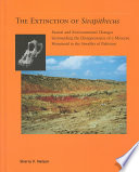 The Extinction of Sivapithecus