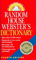 Random House Webster s Dictionary